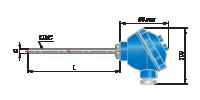 Конструктивное исполнение ДТПХ275.И.EXI