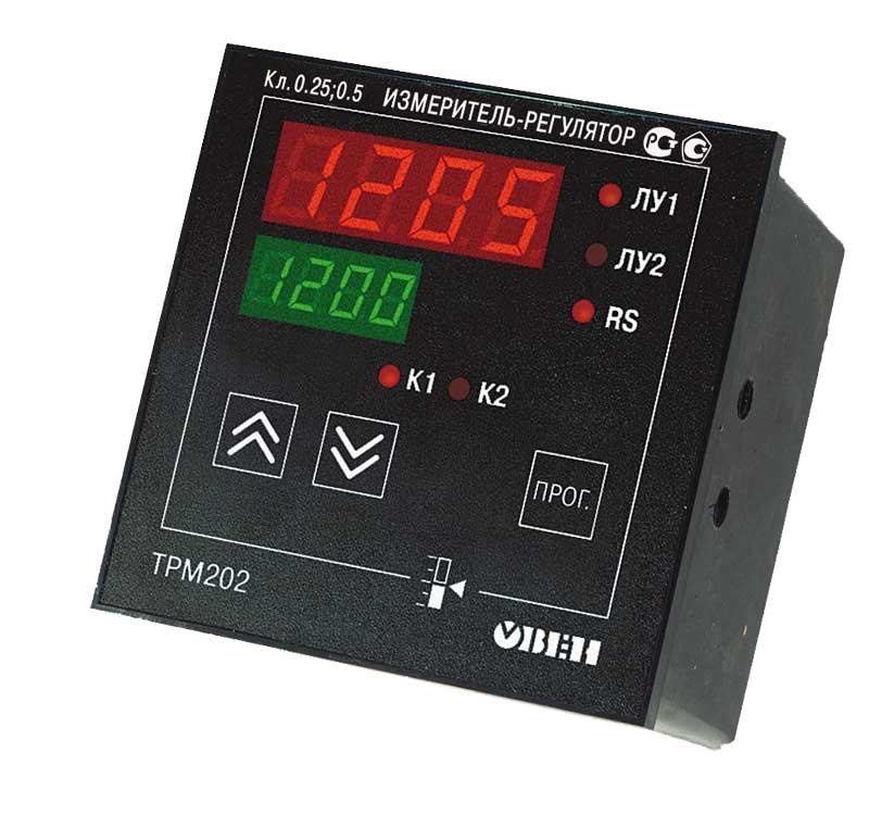 измеритель регулятор трм202 инструкция