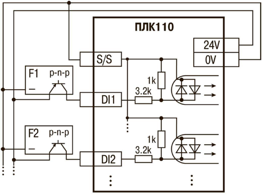 схема индикаторов напряжения светозвуковых линеек