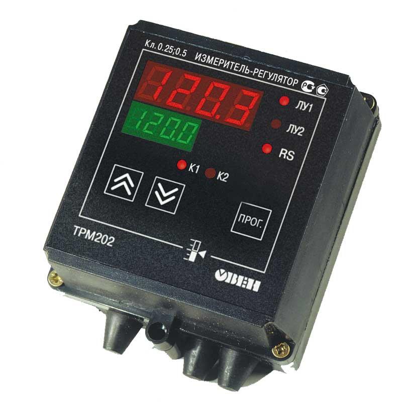 измеритель регулятор трм202 инструкция - фото 3
