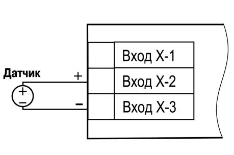 Схема подключения МВ110-224.2А