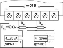 трм1 схема принципиальная