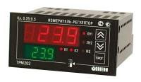 Измеритель-регулятор двухканальный с интерфейсом RS -485 ОВЕН ТРМ202