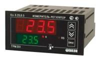 Терморегулятор одноканальный с RS-485 ОВЕН ТРМ201