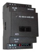 Повторитель интерфейса RS-485 ОВЕН АС5.