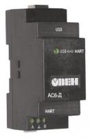 Преобразователь интерфейсов HART-USB ОВЕН АС6-Д