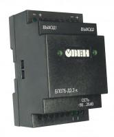 ОВЕН - российский разработчик микропроцессорных  контрольно-измерительных приборов. Двухканальный блок питания ОВЕН  БП07Б-Д3
