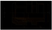 Кабельные вводы MG размеры