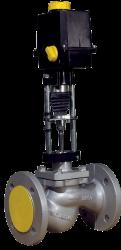 клапаны регулирующие КПСР серии 100