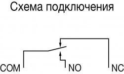 Схема подключения серии MTB4-MS