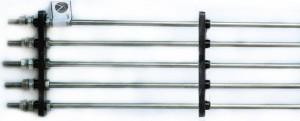 Трех-, четырех- и пятиэлектродные датчики ДУ.3, ДУ.4, ДУ.5