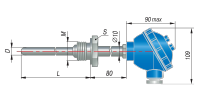 Конструктивное исполнение ДТПХ065.И.EXI