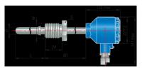 ДТПХ185.И термопары с выходным сигналом 4…20 мА EXD