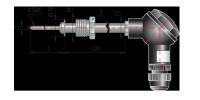 Преобразователь термоэлектрический с коммутационной головкой на основе КТМС модель 285