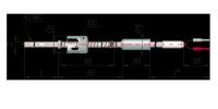 Конструктивные исполнения термопар с кабельным выводом модель 224