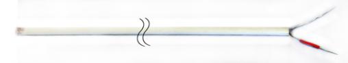 Термоэлектрические преобразователи (термопары) высокотемпературные платиновые) ДТПS021