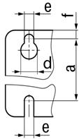 Габаритные и присоединительные размеры ПЧВ3.