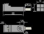 Индуктивные бесконтактные датчики 8мм