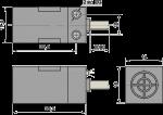 Ширина корпуса 18 мм