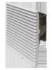 Впускные решетки с вентиляторами KIPVENT-300.01.230