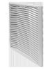 Выпускные решетки KIPVENT-500.01.300