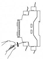 Компактный корпус программируемого реле ОВЕН ПР200