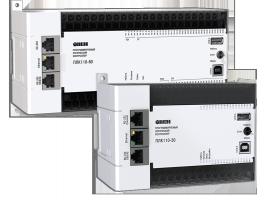 Программируемый логический контроллер ОВЕН ПЛК110-30
