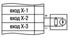 датчик с выходным сигналом тока от 0 (4) до 20 мА, от 0 до 5 мА