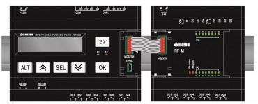 Удобный шлейф позволяет быстро подсоединить модуль расширения