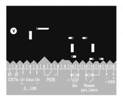 С выходным сигналом «У» - напряжение 0…10 В