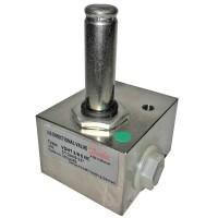 Клапан VDHT 3/8 E HP NC BSP