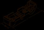Зажим-ответвитель ЗОВ размеры