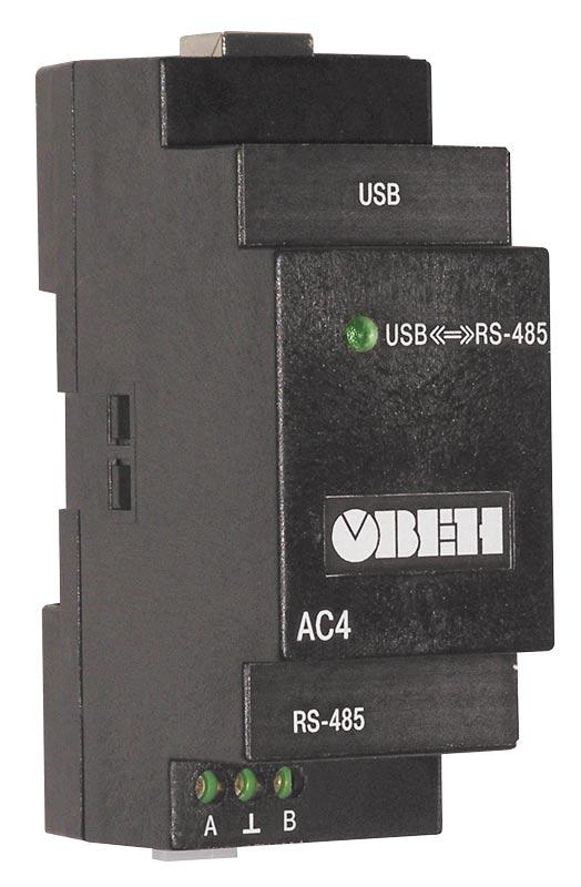 интерфейсов USB/RS-485