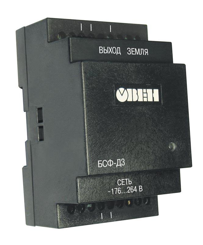Блок сетевого фильтра ОВЕН БСФ