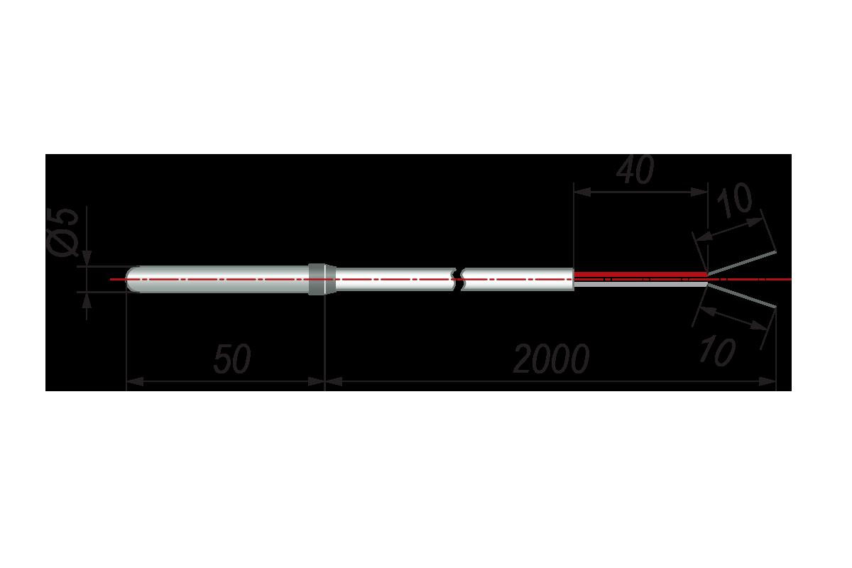 Конструктивное исполнение ДТС3014