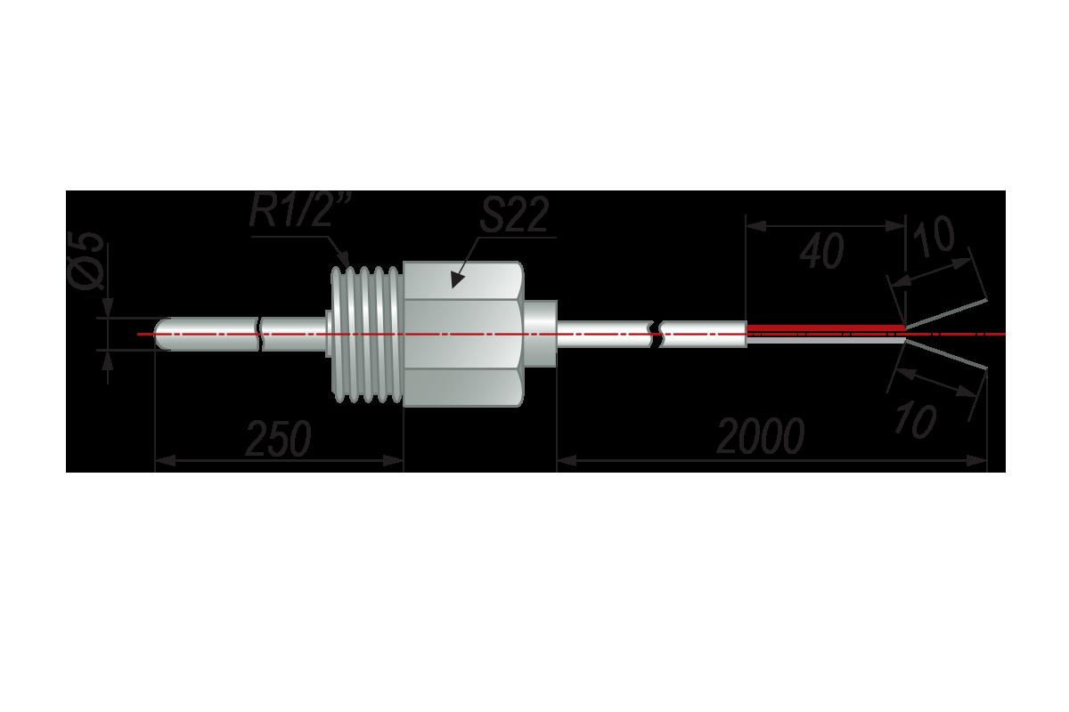 Конструктивное исполнение ДТС3194