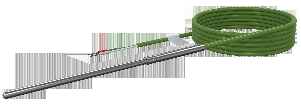Термопары с кабельным выводом (модели ХХ4)