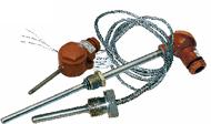 Термопреобразователи (датчики температуры) предназначены для непрерывного измерения температуры различных рабочих сред (например, пар, газ, вода, сыпучие материалы, химические реагенты и т.п.), не агрессивных к материалу корпуса датчика.