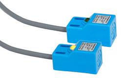 Индуктивные бесконтактные датчики (выключатели) KIPPRIBOR серии LK в прямоугольном корпусе