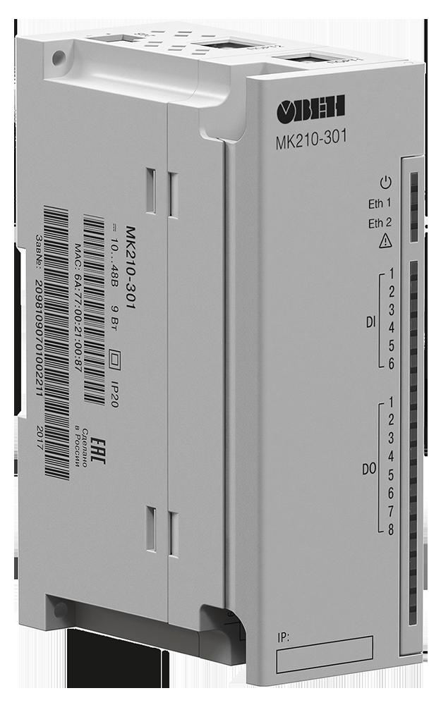 Модули дискретного ввода МВ210-301