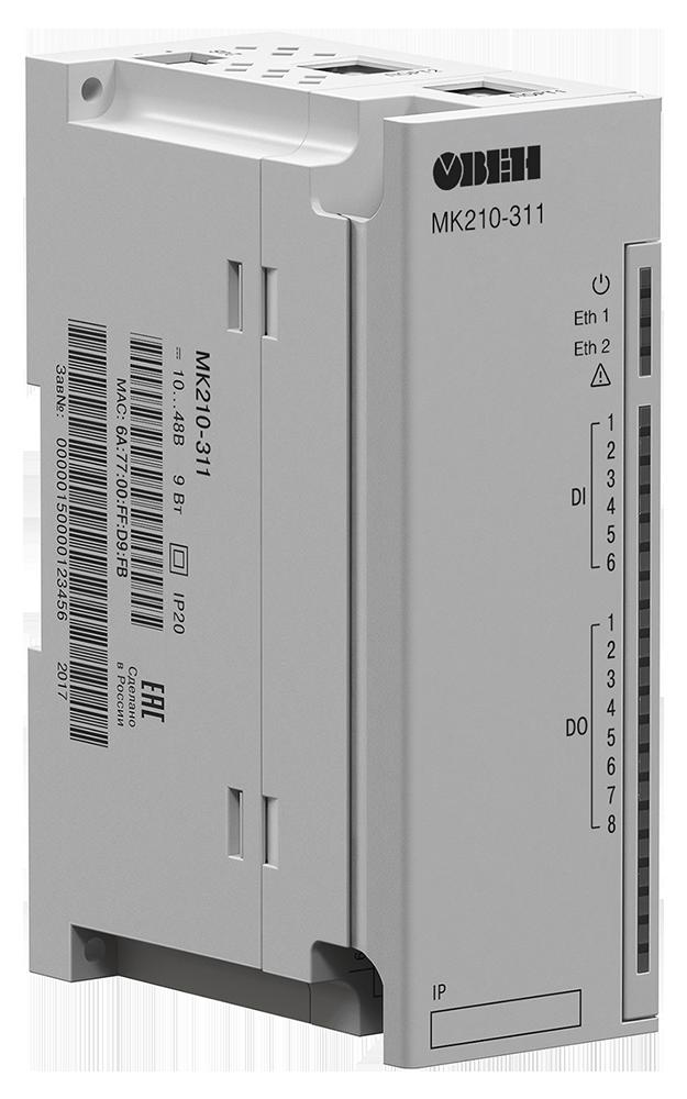 Модули дискретного ввода МВ210-311
