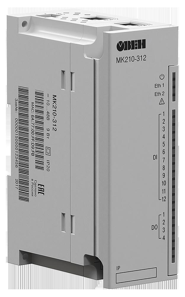 Модули дискретного ввода МВ210-312