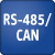 RS-485/CAN