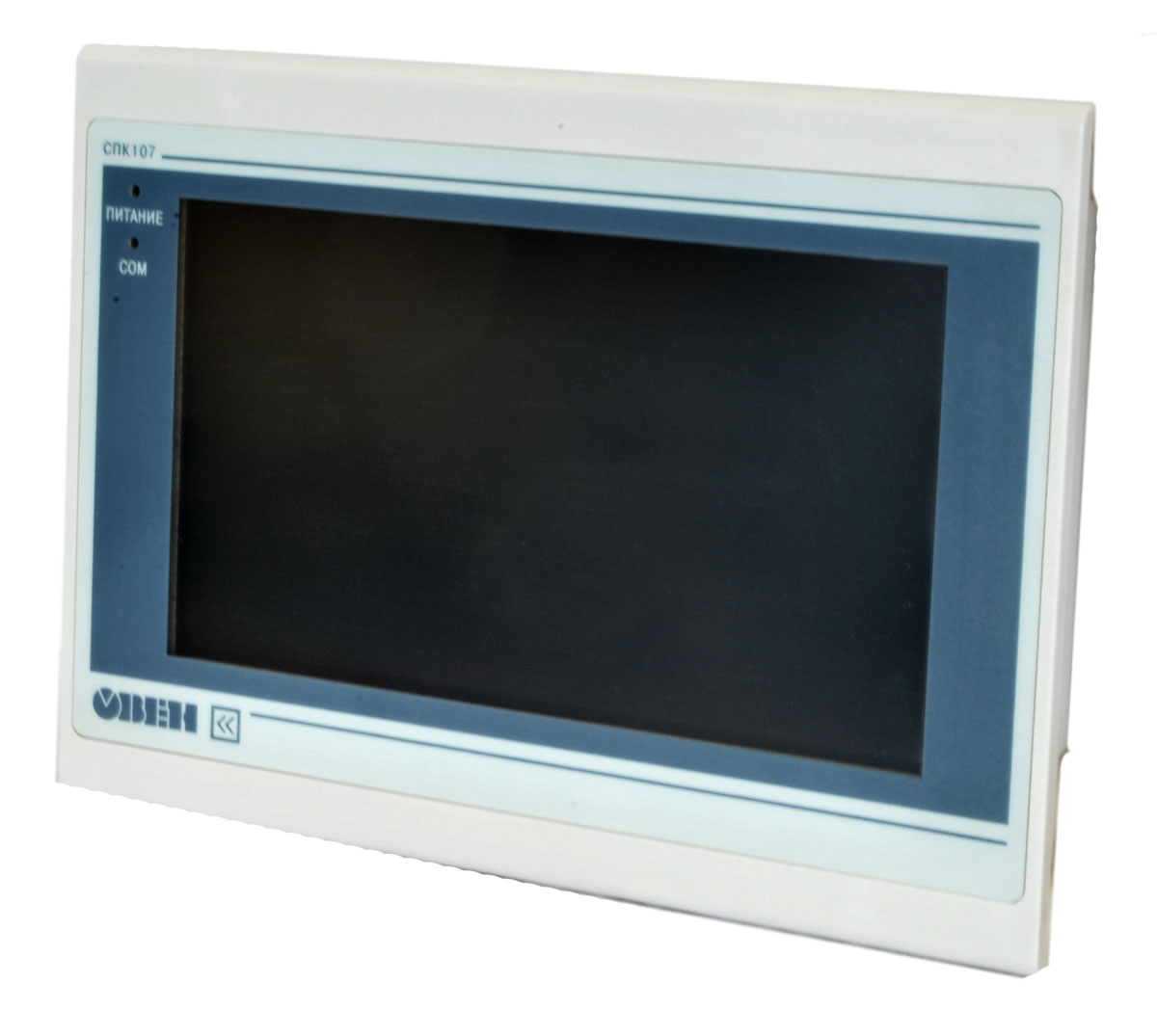SPK105 / 107 / 110 PLC with integrated HMI