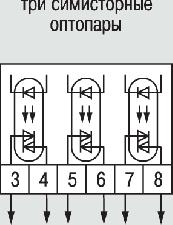 принципиальная электрическая схема овен
