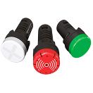 Сигнальные лампы, звонки, двухцветные индикаторы Meyertec MT22
