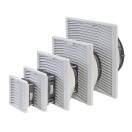 Вентиляционные решетки (фильтры) KIPPRIBOR серии KIPVENT для шкафов управления