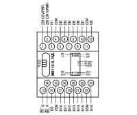 Общий чертеж МВ110-224.16Д