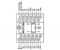 Общий чертеж МВ110-224.16ДН