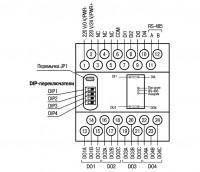 Общий чертеж МК110-220.4К.4Р